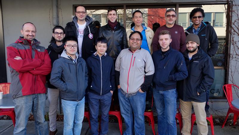 Bardel's Technology Team